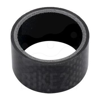 Wheels Manufacturing Carbon Steuersatz Spacer - 20mm/40mm - 1 1/8 Zoll (1 Stück)