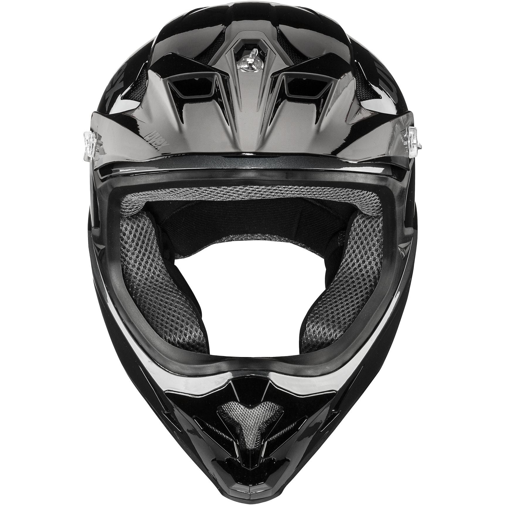 Image of Uvex hlmt 10 bike Helmet - black grey