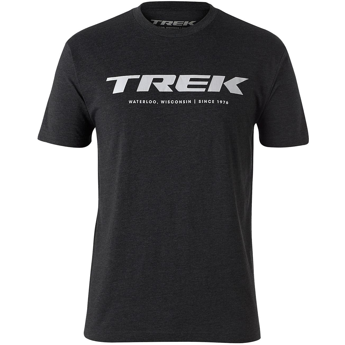 Trek Origin T-Shirt Unisex - Black