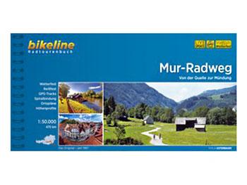 Image of Bikeline Bike Tour Books - Mur-Radweg - Von der Quelle zur Mündung