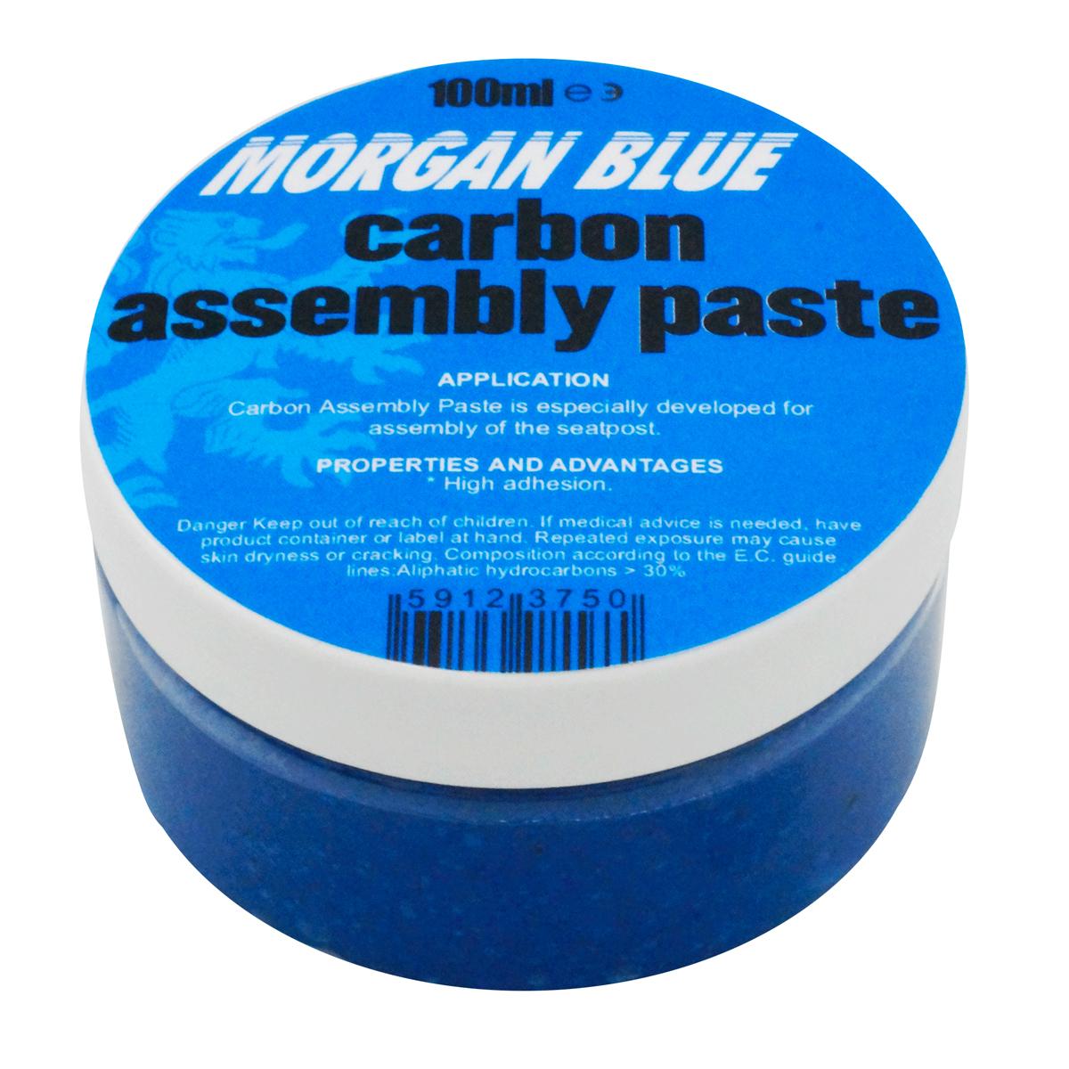 Morgan Blue Carbon Assembly Compound 100ml