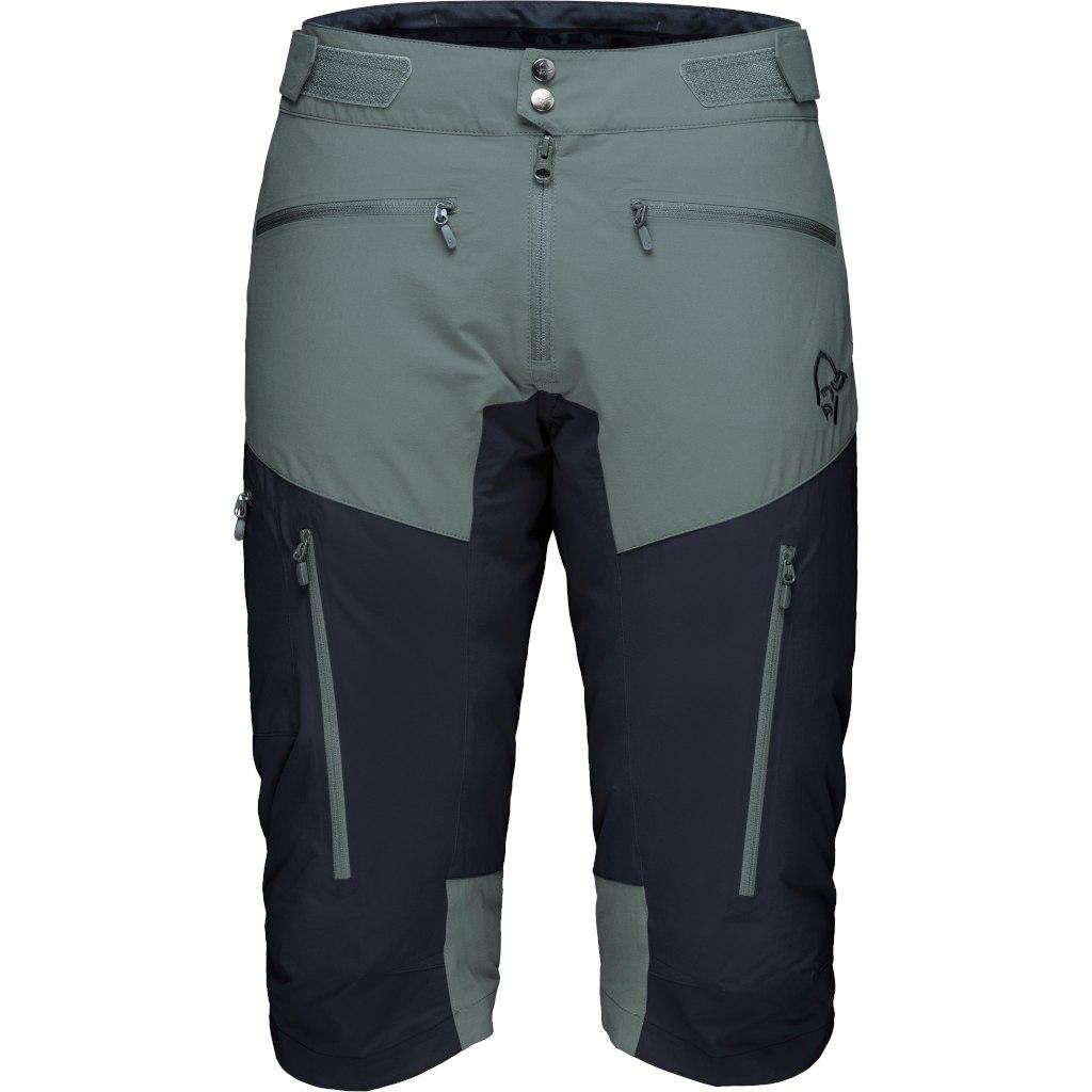 Norrona fjora flex1 Shorts Men - Castor Grey/Caviar