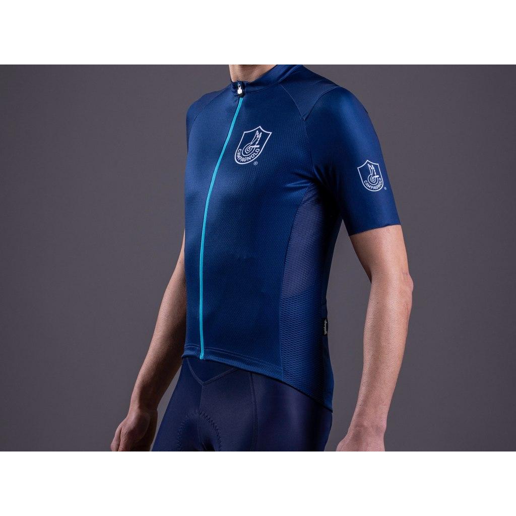 Image of Campagnolo Cobalto Jersey - blue