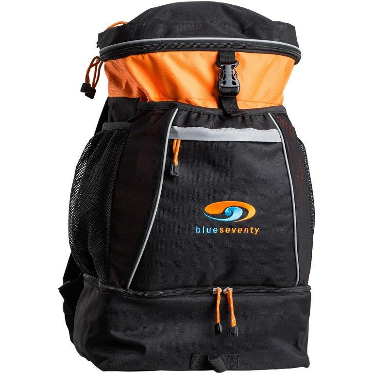 blueseventy Transition Bag - black/orange