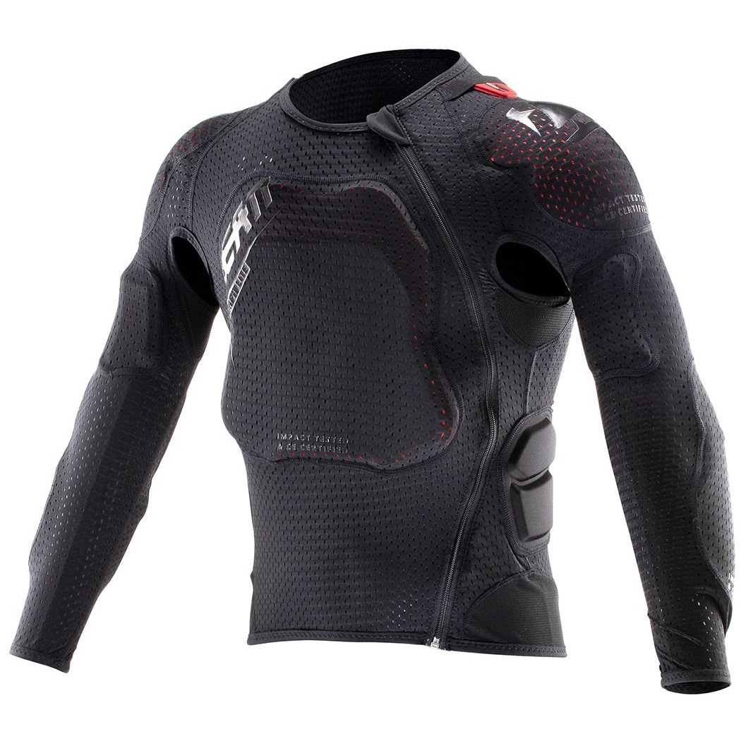 Leatt Body Protector 3DF AirFit Lite Junior - black