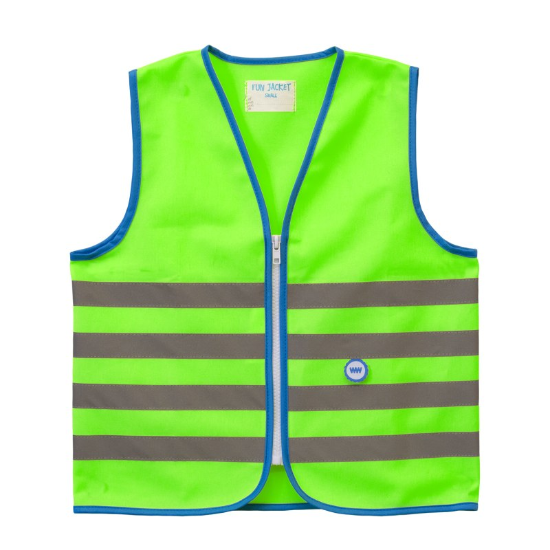 WOWOW Fun Jacket Kids Safety Jacket - green