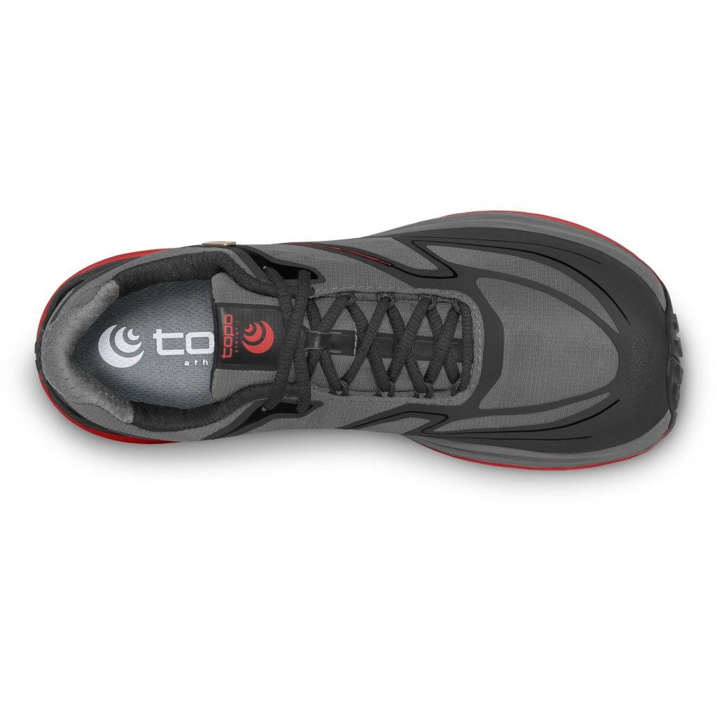 Bild von Topo Athletic Hydroventure 2 Laufschuhe - anthrazit/rot