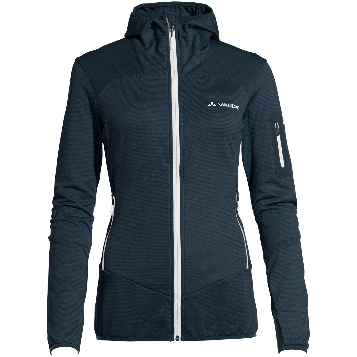 Vaude Women's Monviso Fleece Jacket - dark sea