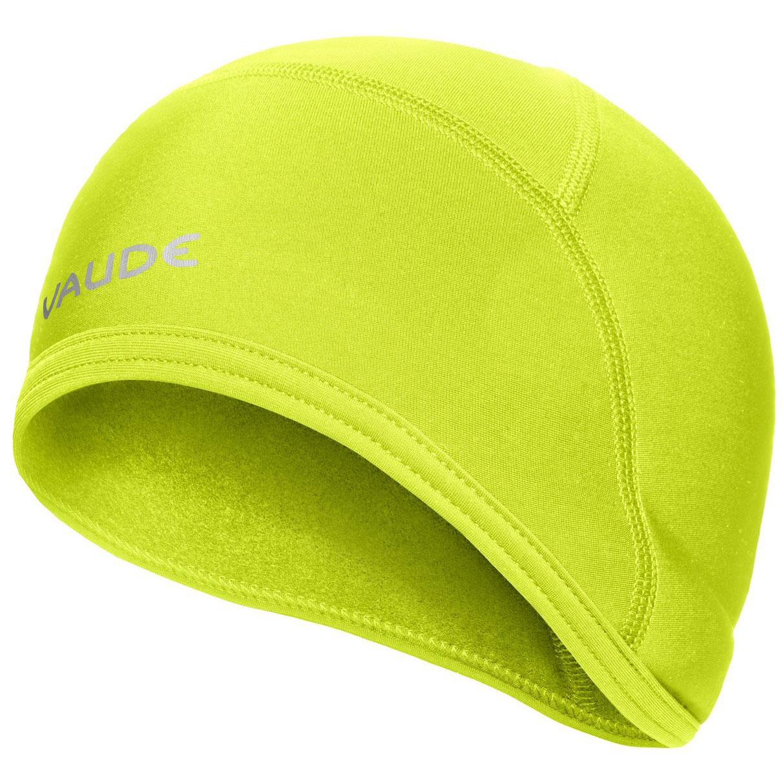 Vaude Bike Warm Cap Unterhelm - bright green