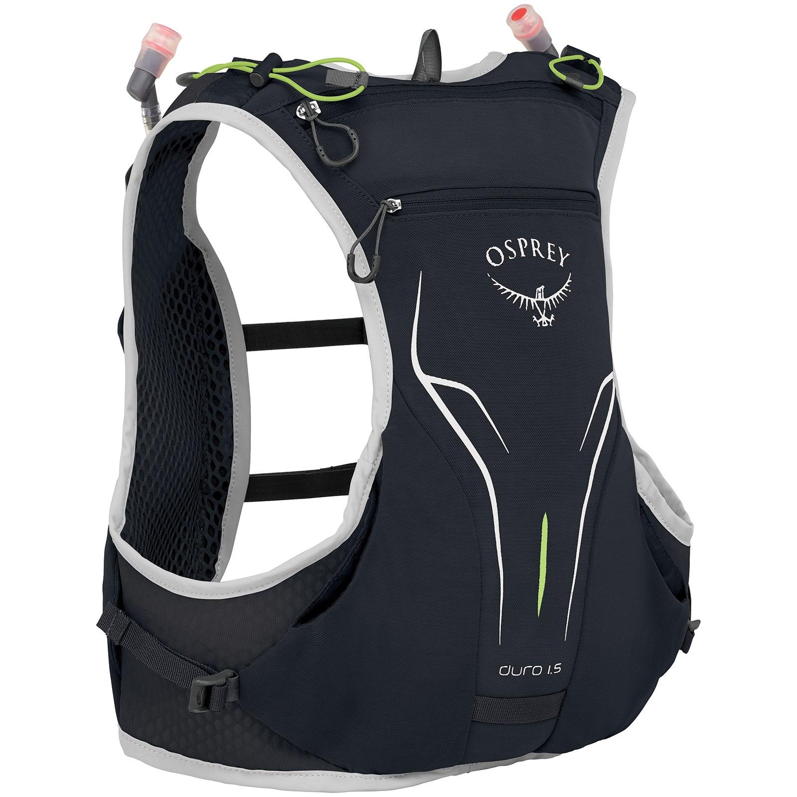 Osprey Duro 1.5 Running Backpack - Alpine Black