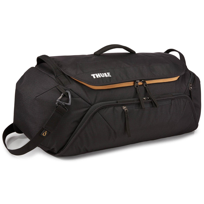 Thule RoundTrip Bike Duffel - 55L Travel Bag - Black