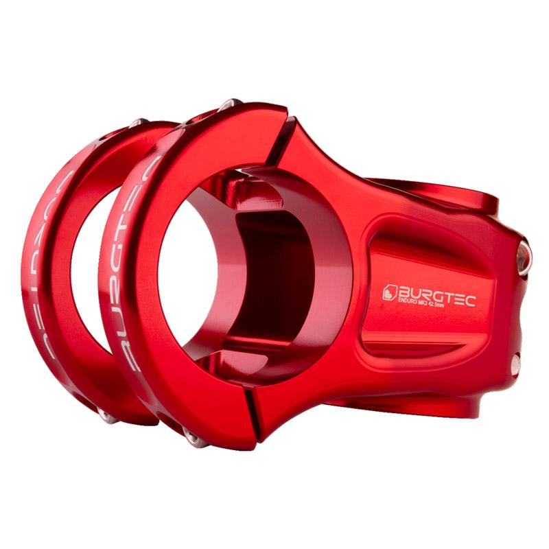 Burgtec Enduro MK3 - 35.0 Stem - Race Red