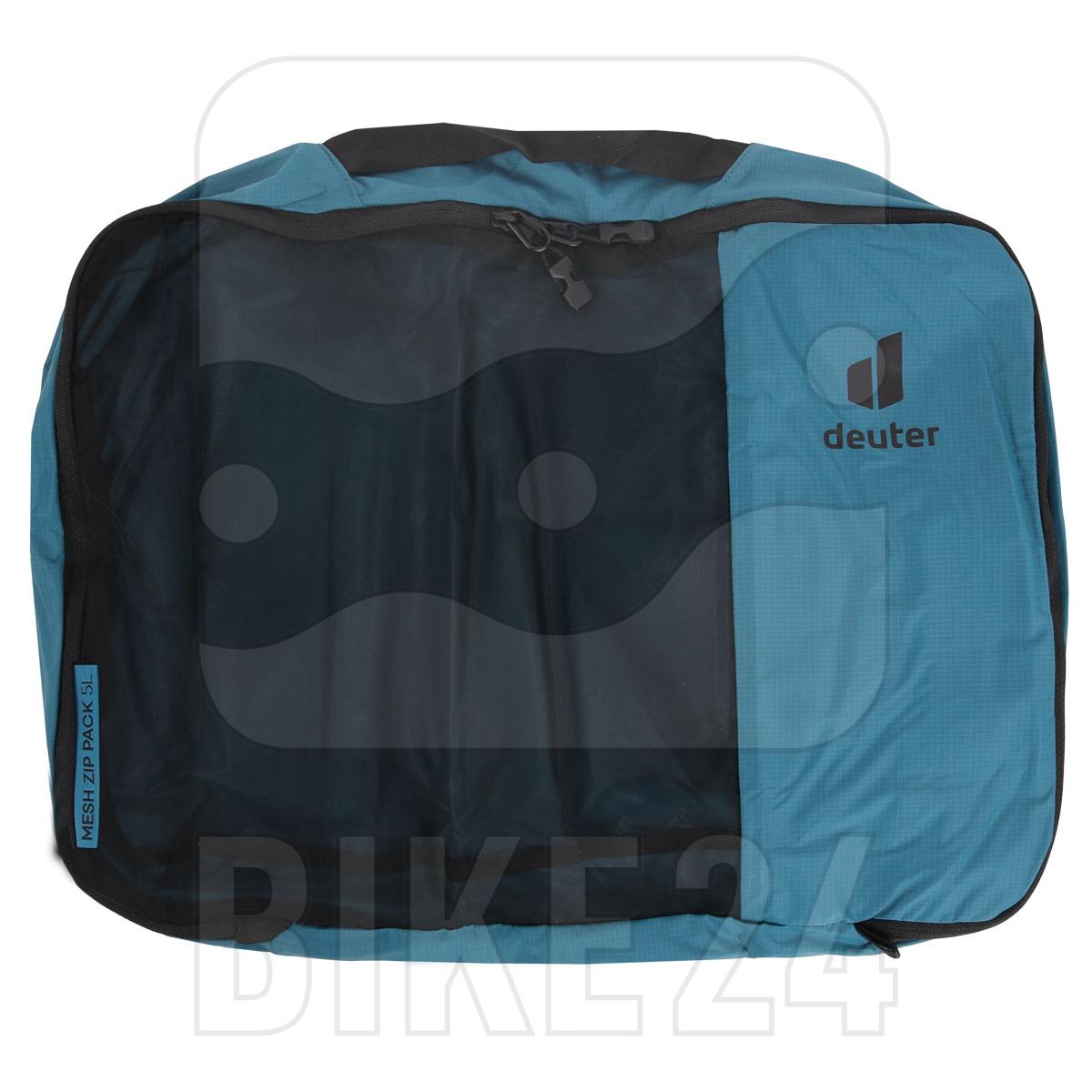 Deuter Mesh Zip Pack 5 liters - denim-black