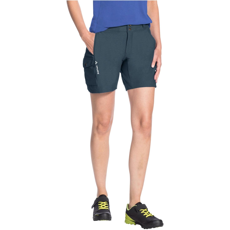 Bild von Vaude Tremalzini Damen Shorts - steelblue