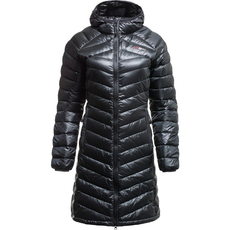Yeti Pearth Women's Down Coat - black