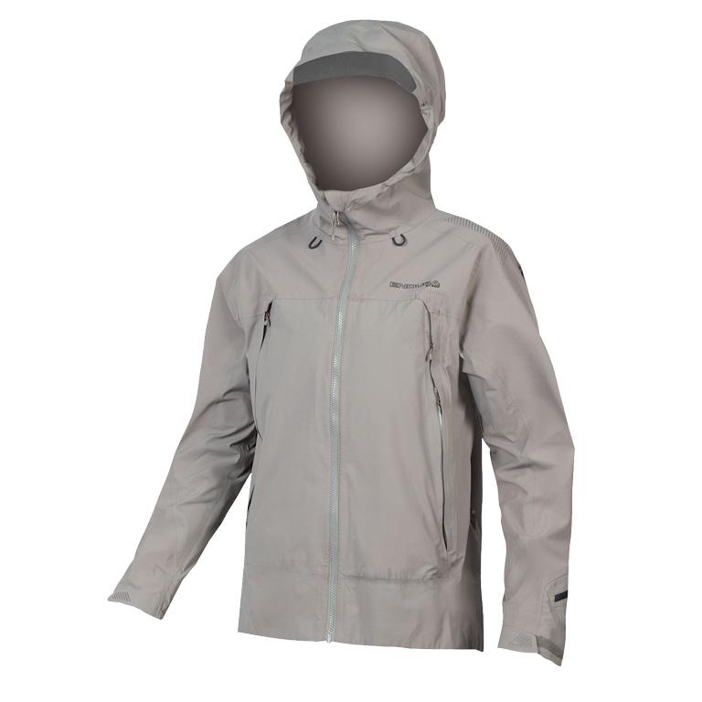 Endura MT500 Waterproof Jacket II - fossil