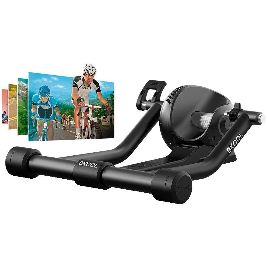 Bkool Pro Cycletrainer + Simulator
