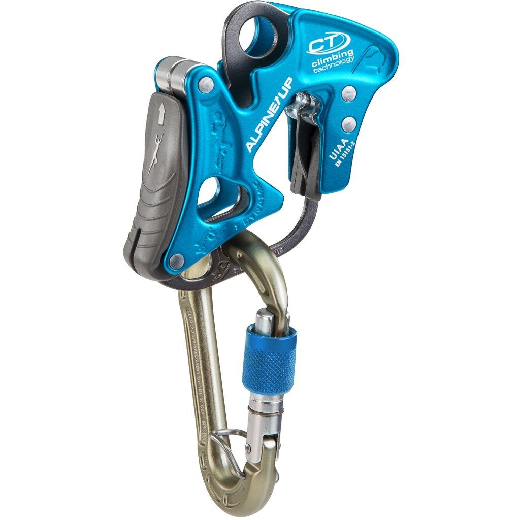 Climbing Technology Alpine Up Belay Device - light blue (2K651BWNSYF)