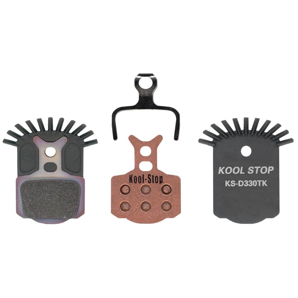 Kool Stop Aero Pro Disc Brake Pads for Formula RX / R1R / R1 / T1 / RO / C1 / The One / Mega - KS-D330TK