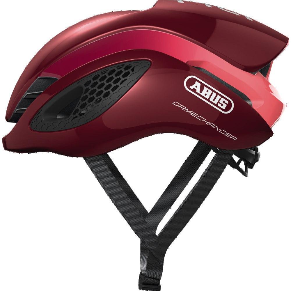 ABUS GameChanger Helmet - bordeaux red