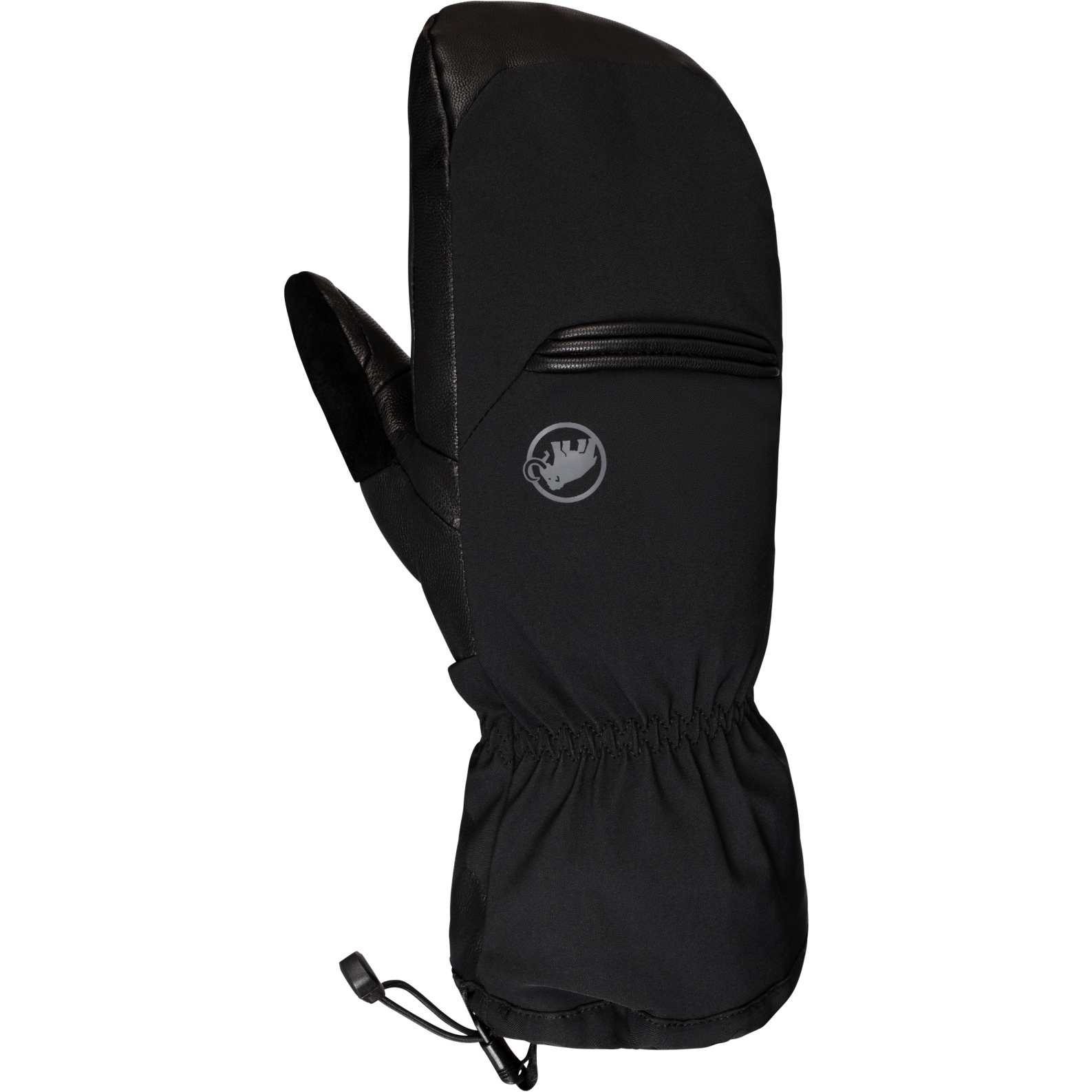 Picture of Mammut Stoney Mittens - black