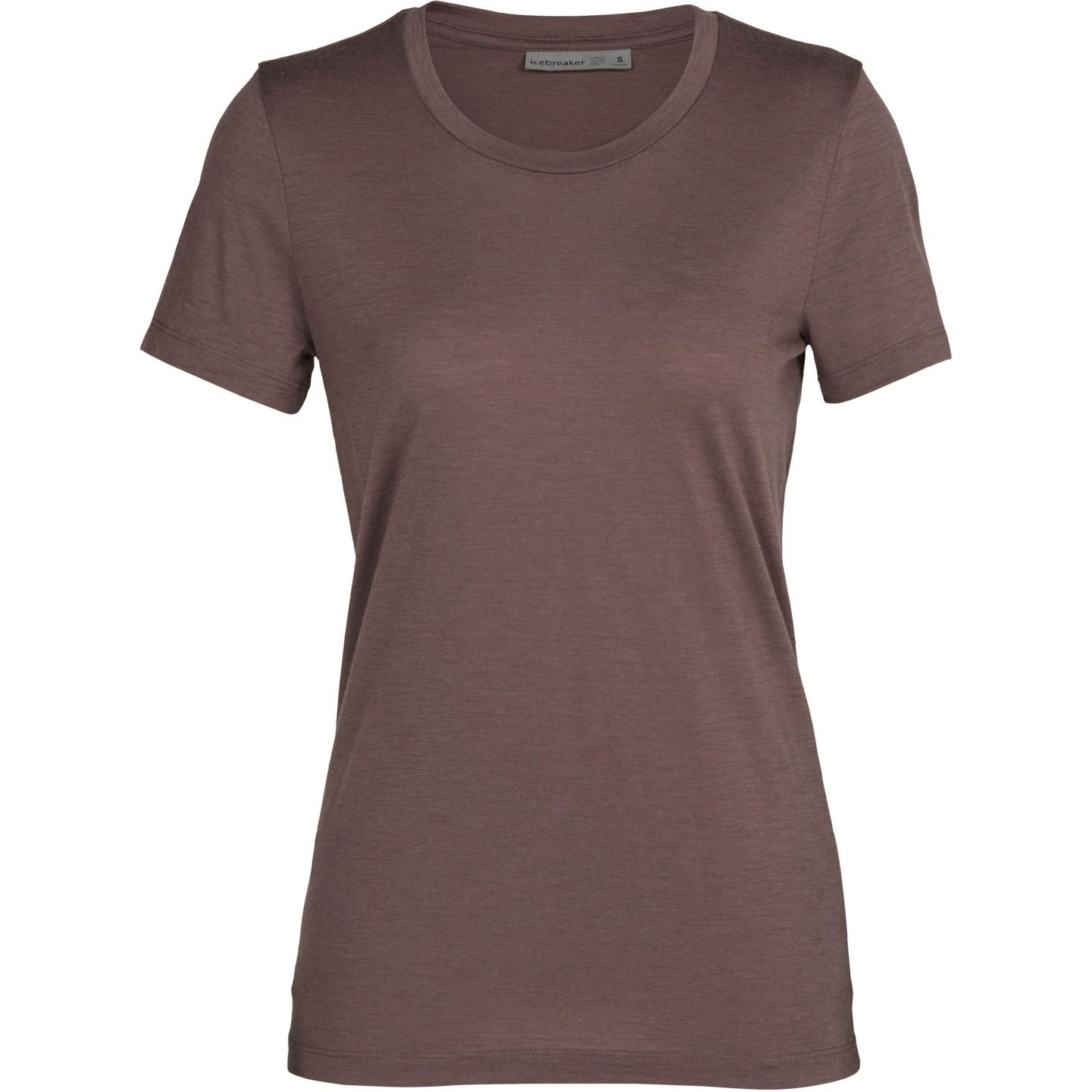 Icebreaker Tech Lite II Damen T-Shirt - Mink