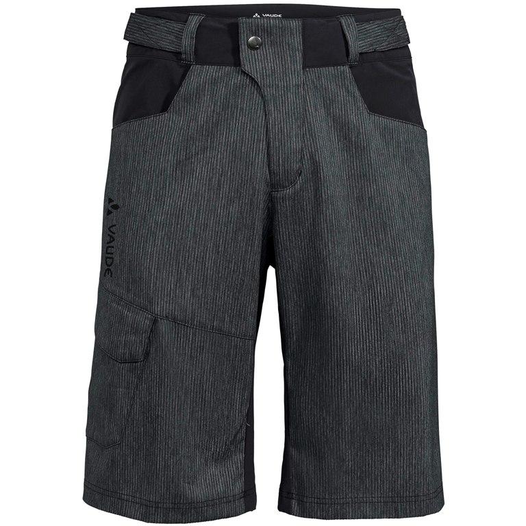Bild von Vaude Tremalzo Stripes Shorts - black