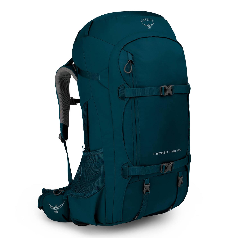 Osprey Farpoint Trek 55 - Backpack - Petrol Blue