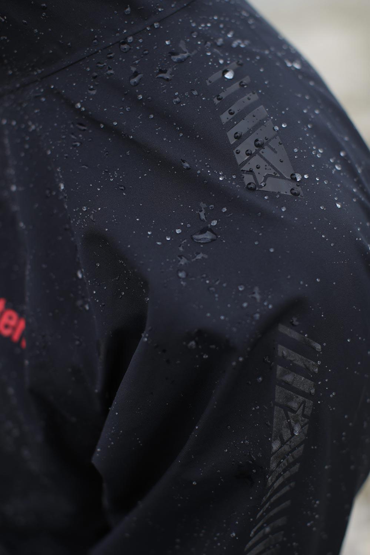 Bild von Zimtstern Rainz Regenjacke - pirate black