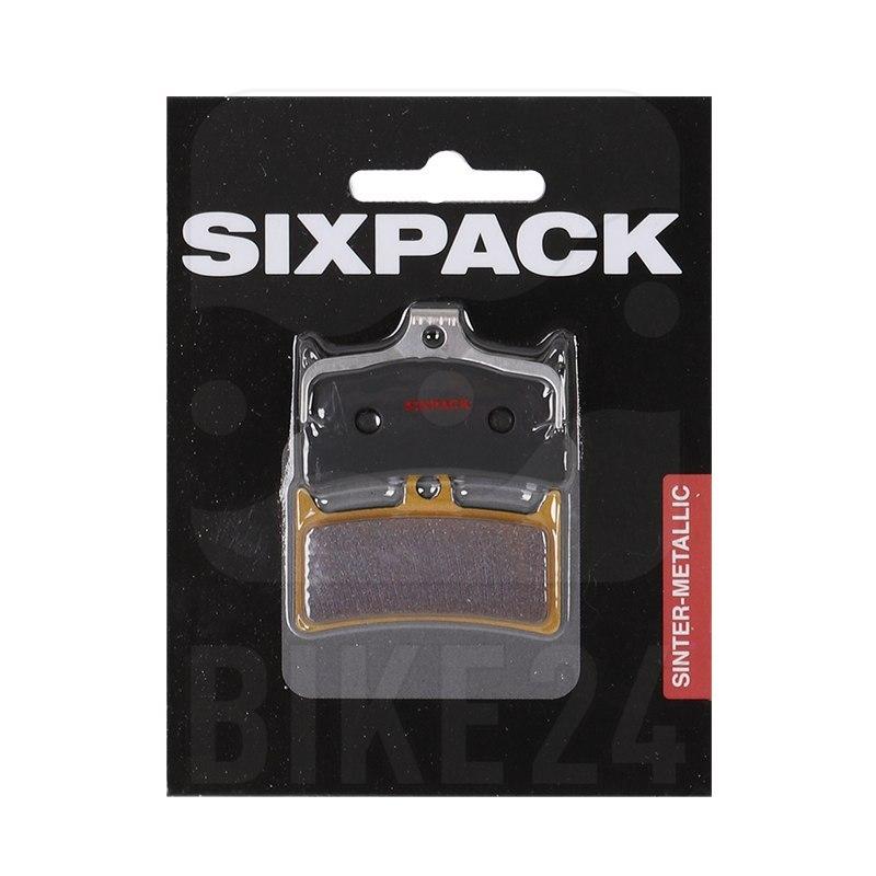 Sixpack Disc Brake Pads for Hope V4 - sintered