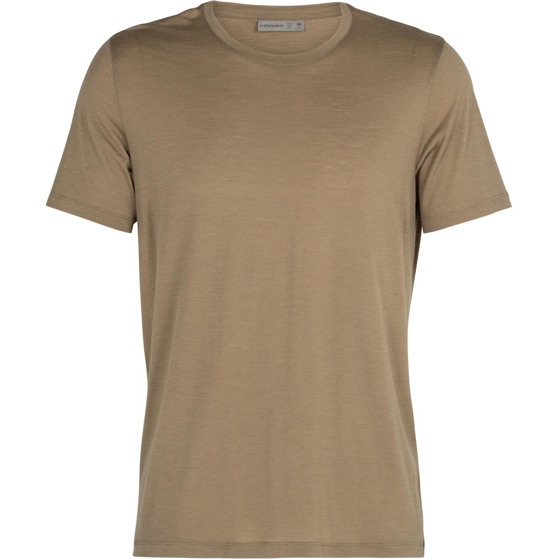 Produktbild von Icebreaker Tech Lite Crewe Herren T-Shirt - Flint