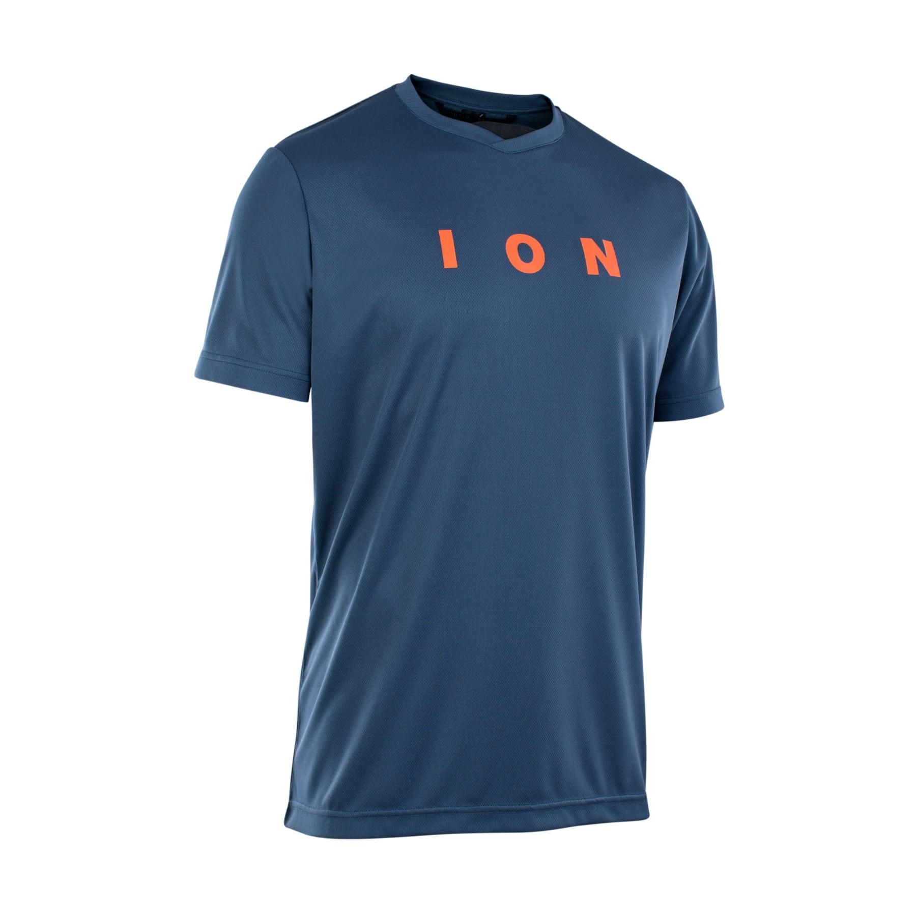 Produktbild von ION Bike T-Shirt Scrub 2.0 - Indigo Dawn
