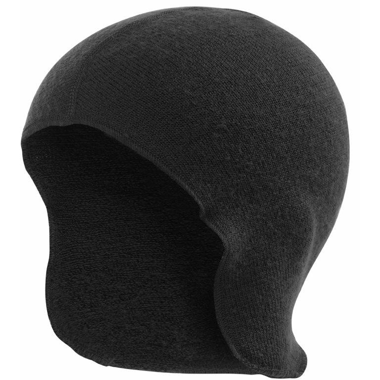 Woolpower Helmet Cap 400 Unterhelm - schwarz