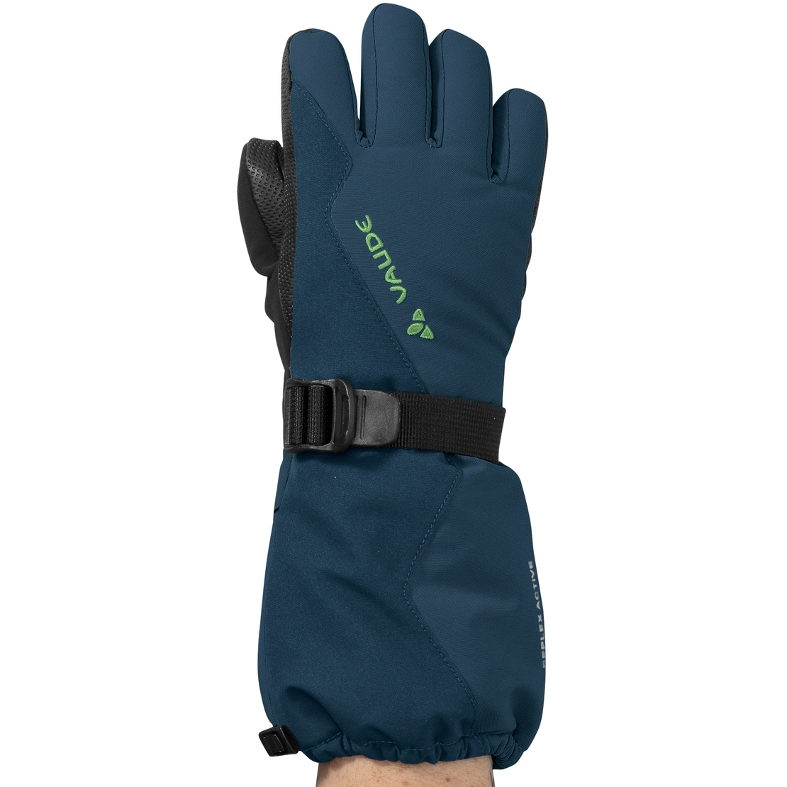 Picture of Vaude Kids Snow Cup Gloves - dark sea