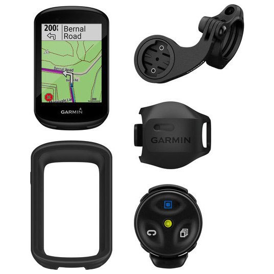 Produktbild von Garmin Edge 830 Mountainbike Bundle GPS Fahrradcomputer