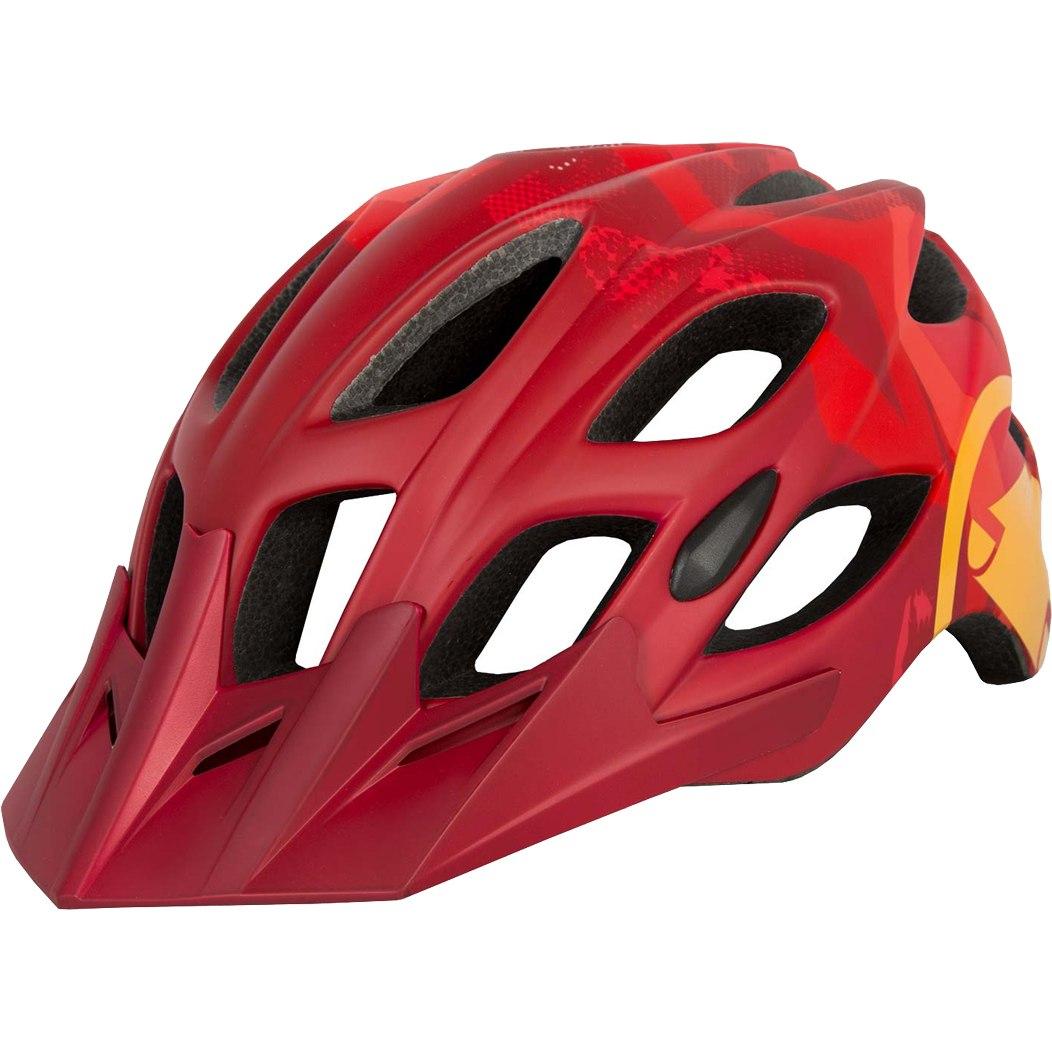 Endura Hummvee Helmet - red