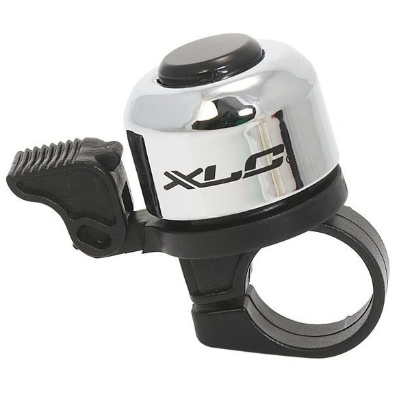 XLC DD-M01 Miniglocke - silber