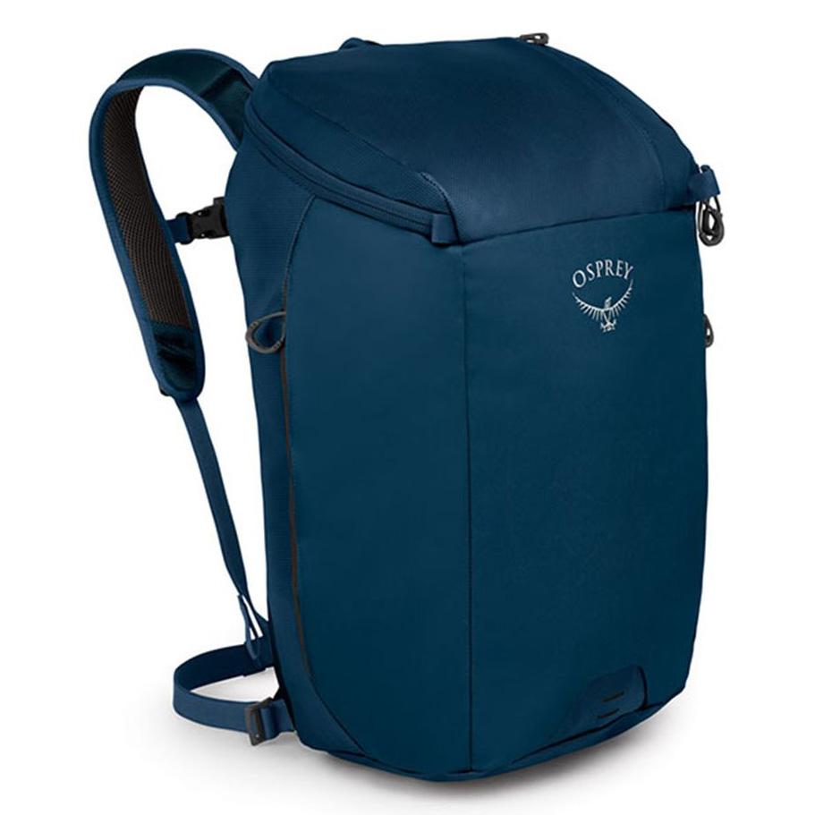 Osprey Transporter Zip - Backpack - Deep Water Blue