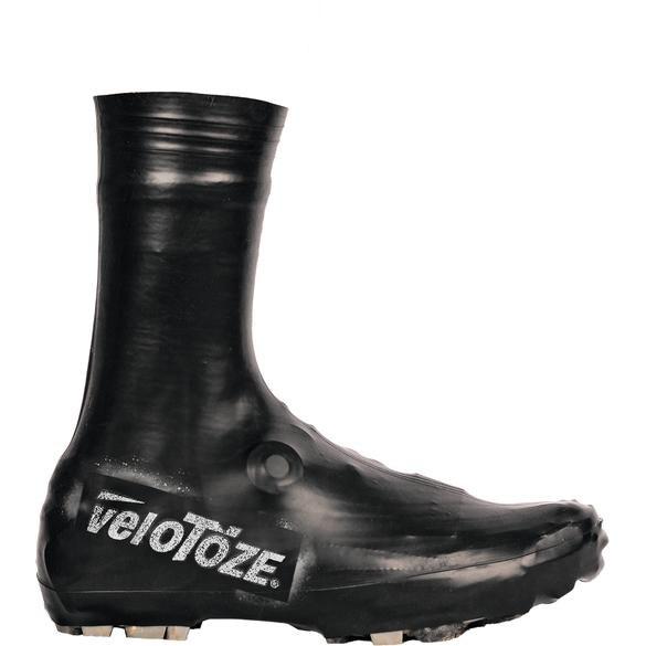 veloToze Tall Shoe Cover MTB - black