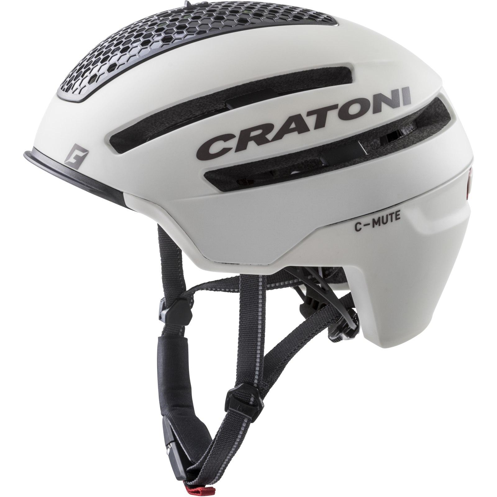 CRATONI C-Mute Helmet - creme matt
