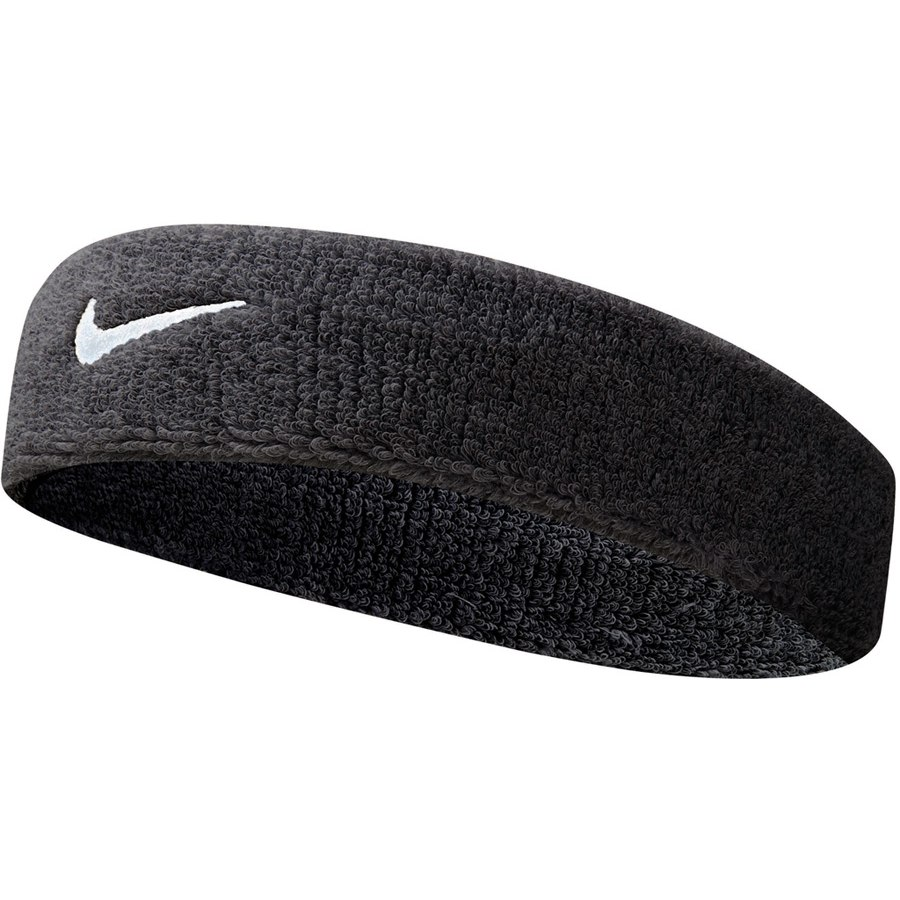 Nike Swoosh Headband - black/white 010