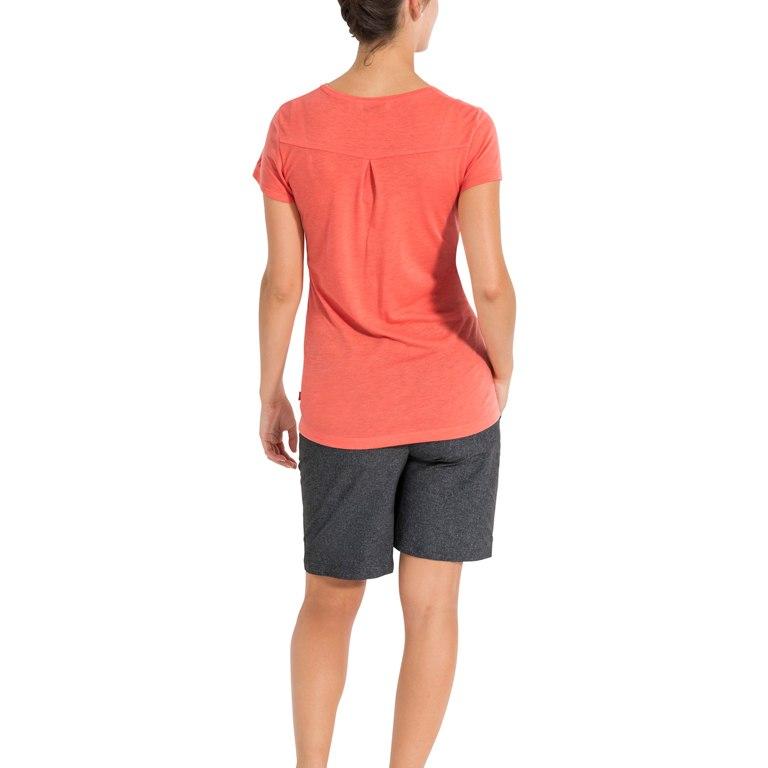 Bild von Vaude Skomer Print Damen T-Shirt - pink canary