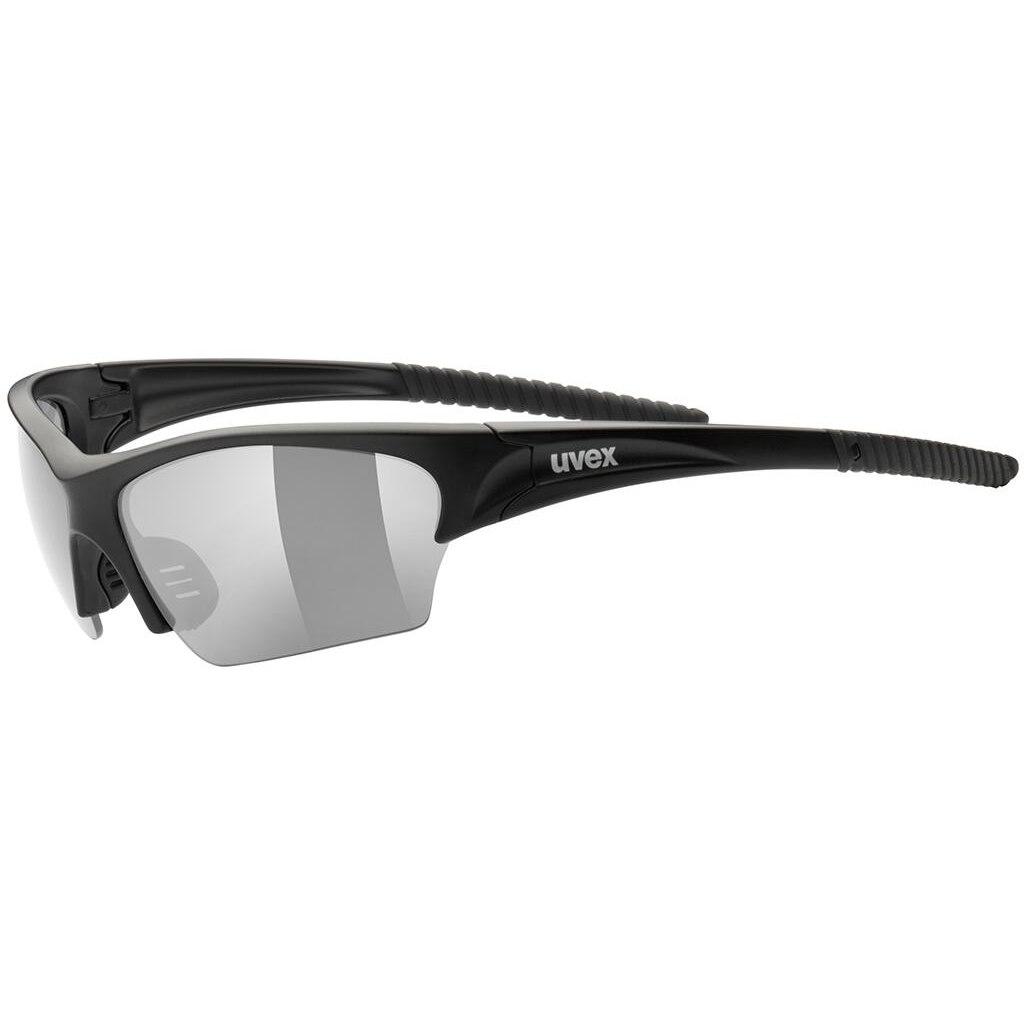 Uvex sunsation - black mat/smoke Glasses