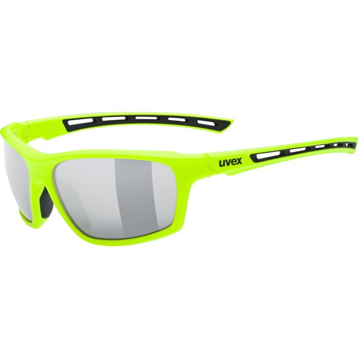 Uvex sportstyle 229 Glasses - yellow/litemirror silver