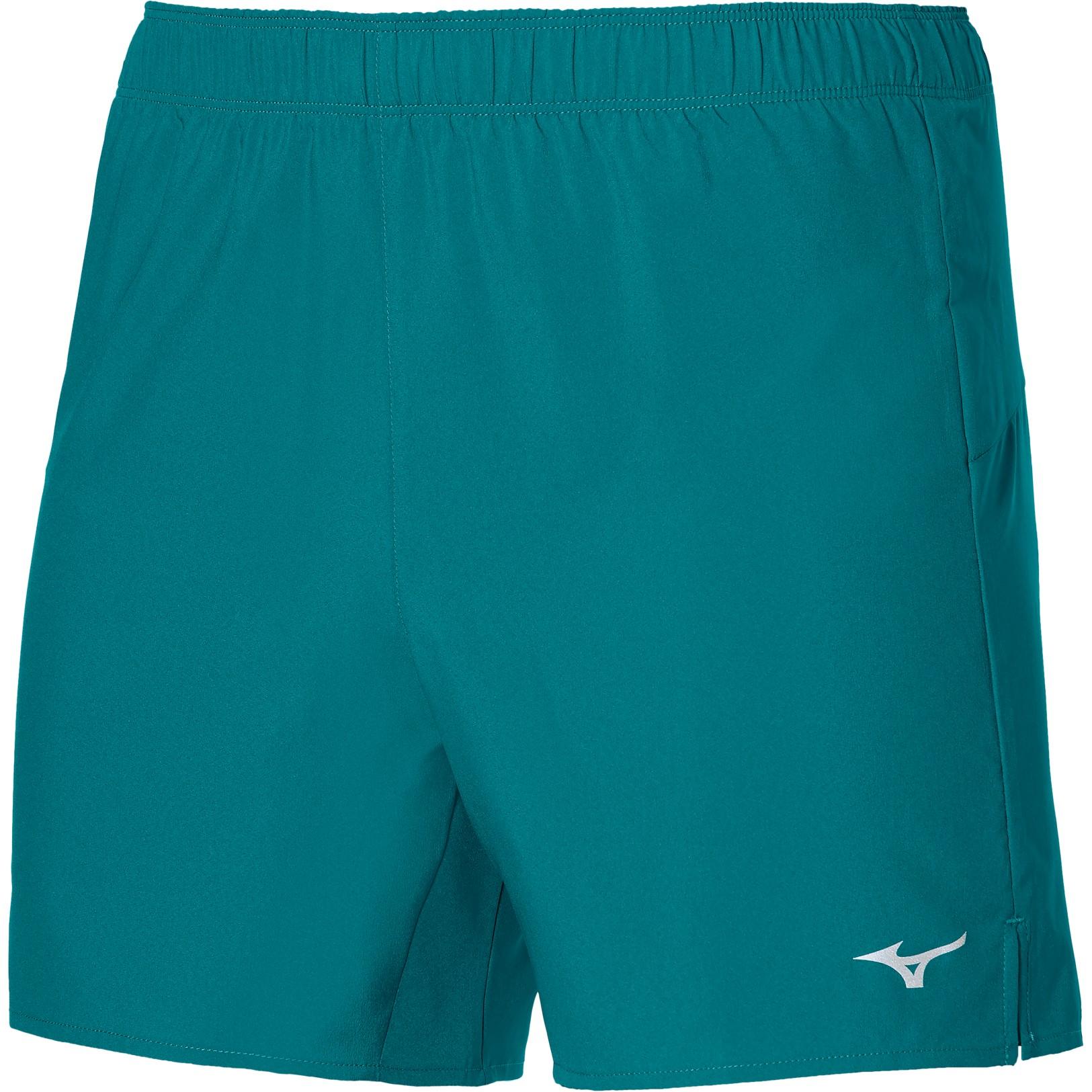 Mizuno Core 5.5 Shorts - Harbor Blue
