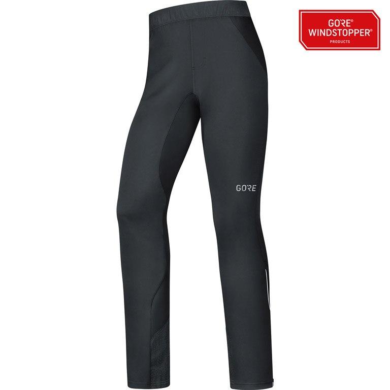 GORE Wear C5 GORE® WINDSTOPPER® Trail Pants - black 9900