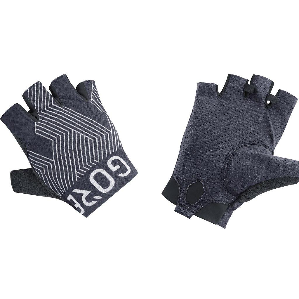 GORE Wear C7 Pro Short Finger Gloves - graphite grey/white 9101