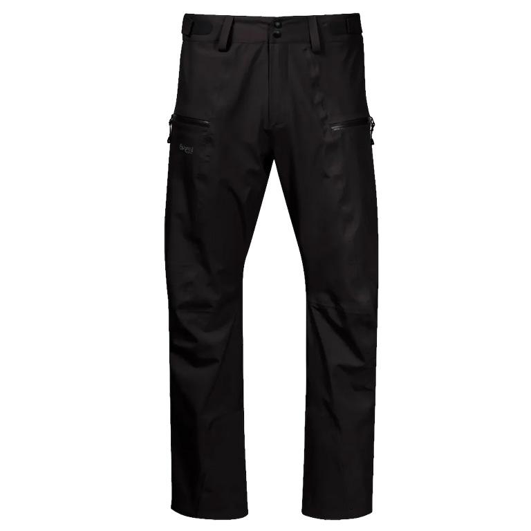 Bergans Stranda 2L Pants - Black / Solid Charcoal