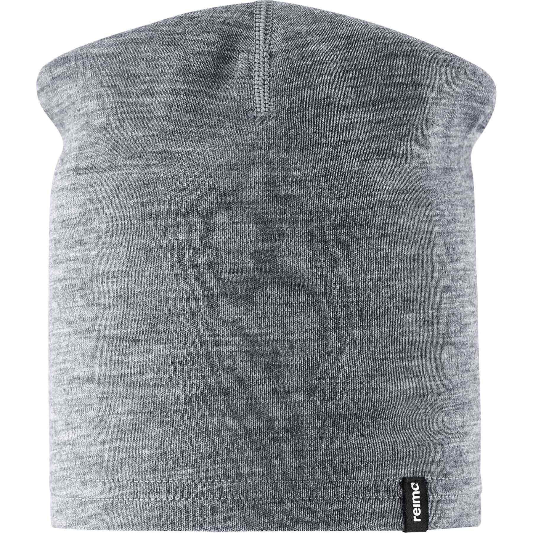 Reima Kinder Mütze Dimma - melange grey