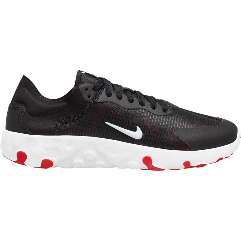 Nike Renew Lucent Herrenschuh - black/white-university red BQ4235-007